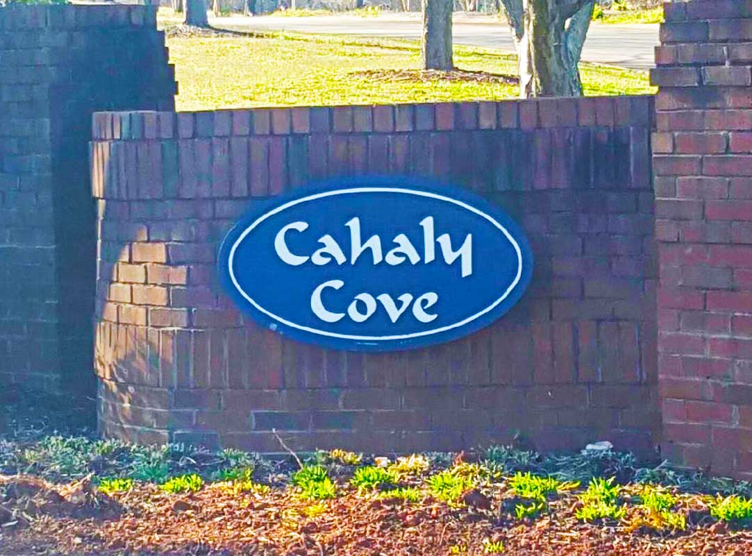 cahaly cove anderson sc